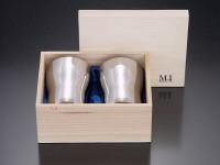 フリーカップ(24金仕上げ) 2重構造 小
