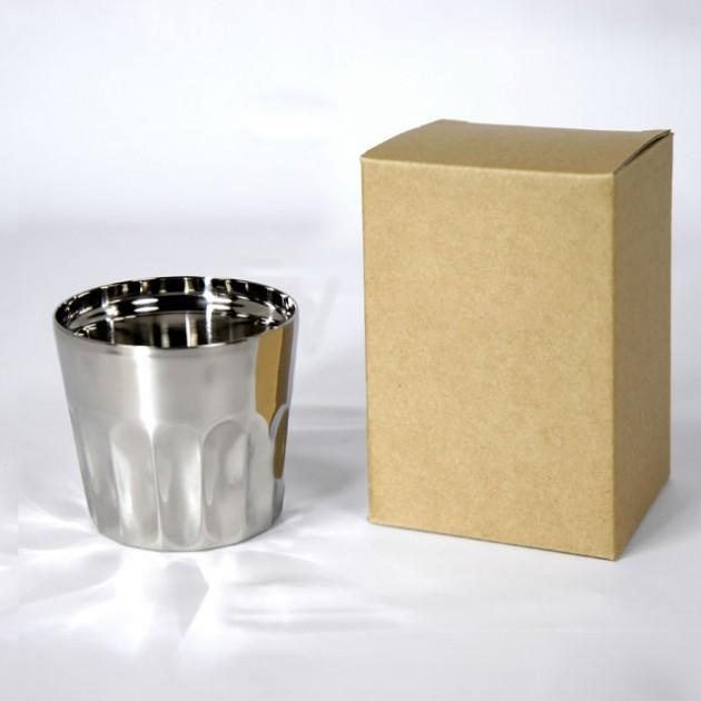シルキーS 茶色紙箱
